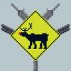 Dangerous Reindeer crossing.png