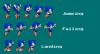 Sonic jump sprite